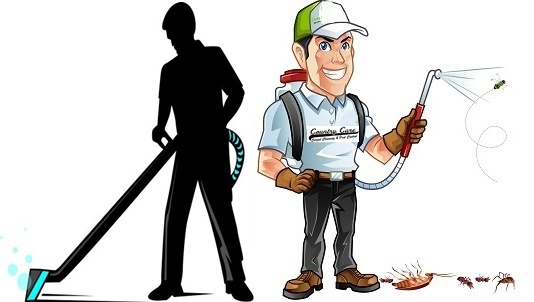 Quality Carpet Cleaning & Pest Control